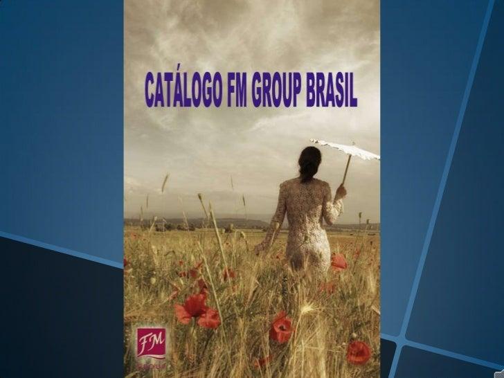 Catálogo de produtos fm   federico mahora