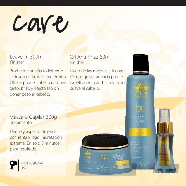 Producto con efecto Extremo sedoso con protección térmica. Ofrece para el cabello un buen tacto, brillo y efecto liso sin ...