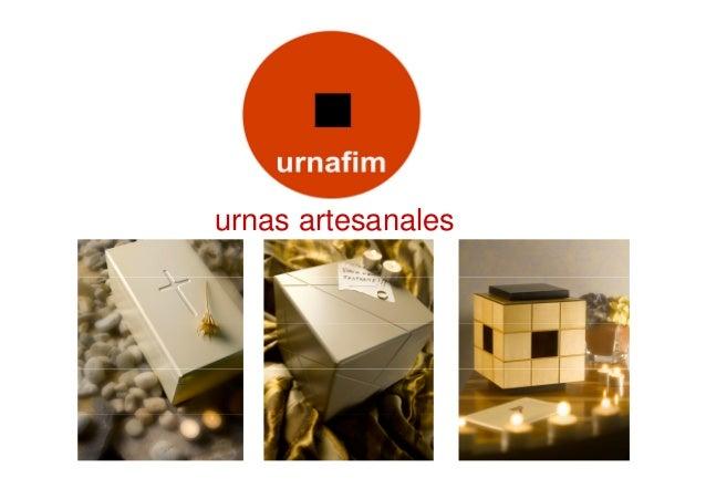 urnas artesanales