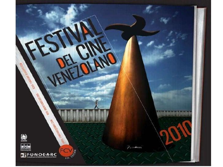 Catálogo festival cine de mérida 2010