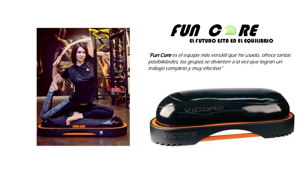 Catálogo Fun Core Gym
