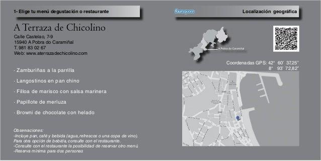 Catálogo Gastronómico Demo 2013