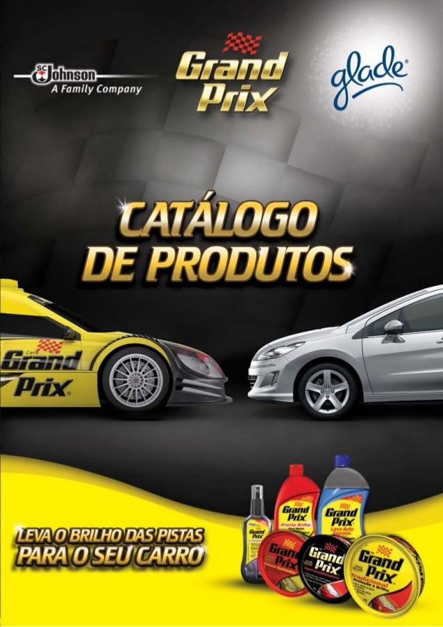 Catálogo Grand Prix 2013