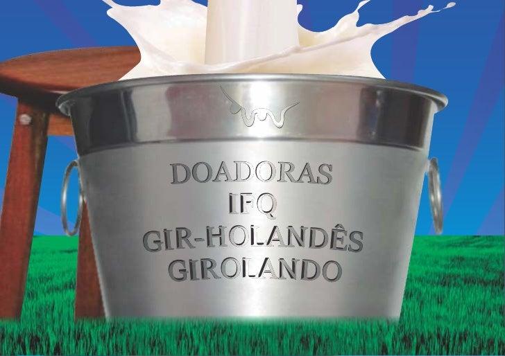 IFQGIR-HOLANDÊS GIROLANDO