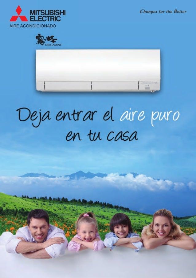 Cat logo mitsubishi electric aire acondicionado msz fh for Cargar aire acondicionado casa