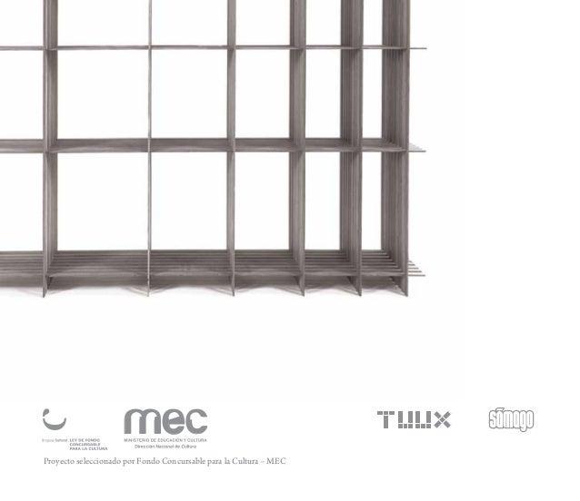 Proyecto seleccionado por Fondo Concursable para la Cultura – MEC