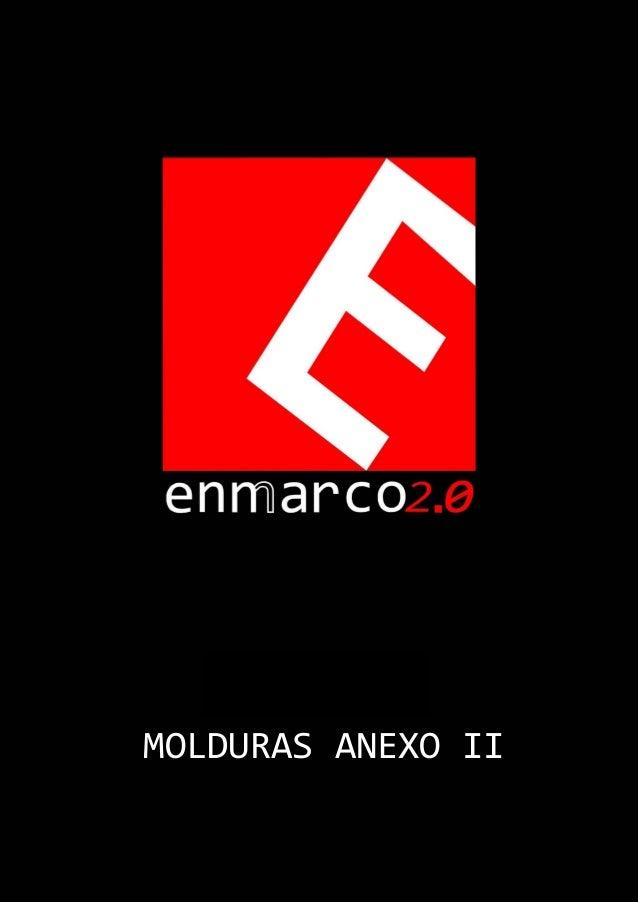 MOLDURAS ANEXO II