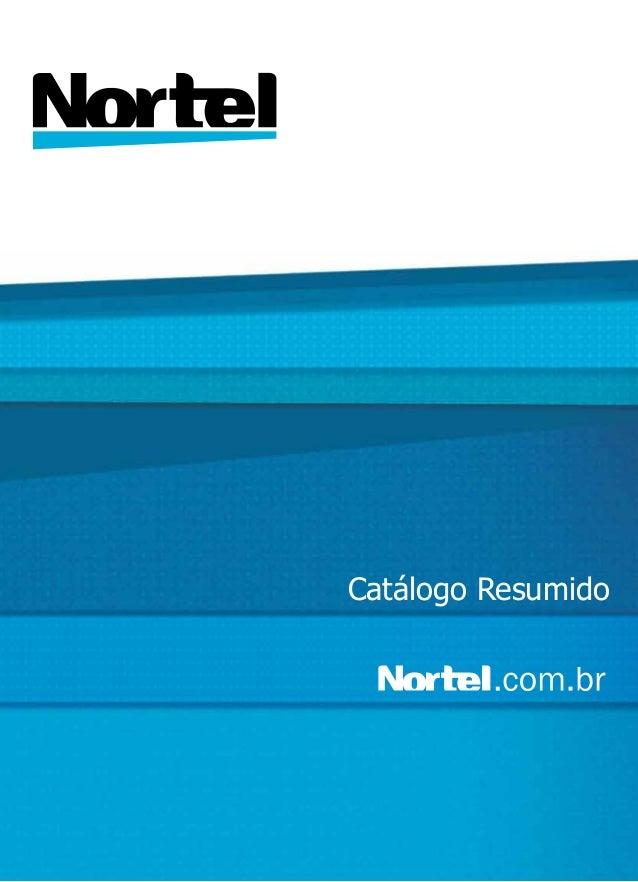 Catálogo Resumido
