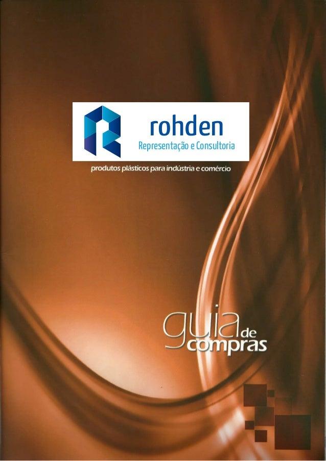rohdenRepresentação e Consultoria
