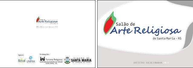 ARTISTAS SELECIONADOS 2010