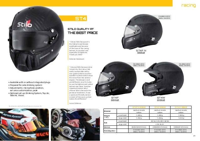 Catálogo Stilo 2017 Sportech