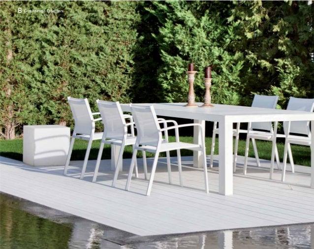 Muebles de jardín. Nueva colección de mobiliario de Jardín ... - photo#14