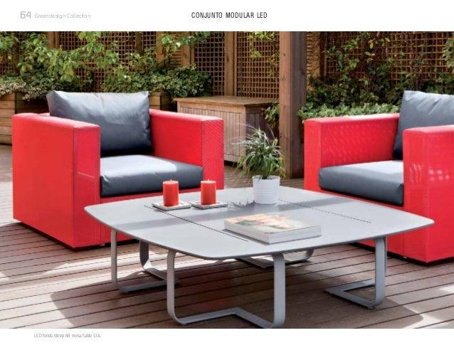 Muebles de jardín. Nueva colección de mobiliario de Jardín ... - photo#49