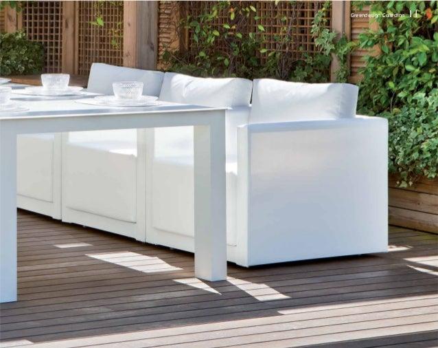 Mobiliario de jardín. Nueva colección de muebles de Jardín ... - photo#45