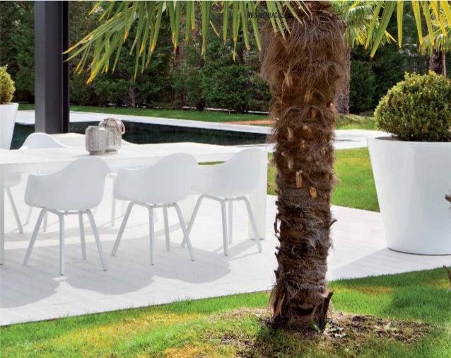 Mesas de exterior de la nueva colecci n greendesign para 2014 for Mobilia sassari
