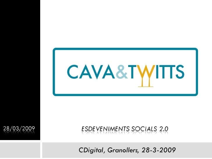 CDigital, Granollers, 28-3-2009