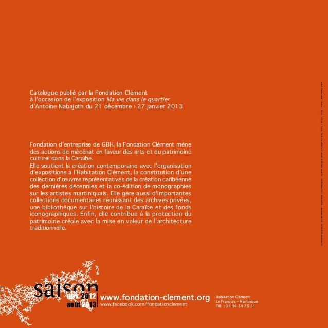 Conception graphique : studio Hexode - Impression : Caraïbediprint - Antoine Nabajoth Poule, acrylique sur toile, 100 x 10...