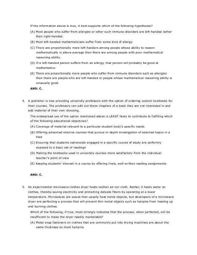 CAT questions - verbal, logical reasoning, quantitative aptitude Slide 2
