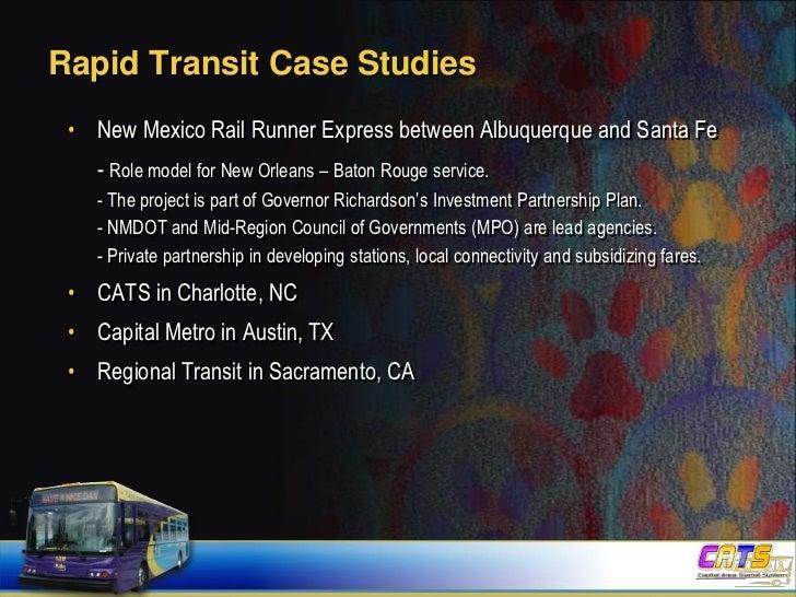 Brian Marshall Capital Area Transit System