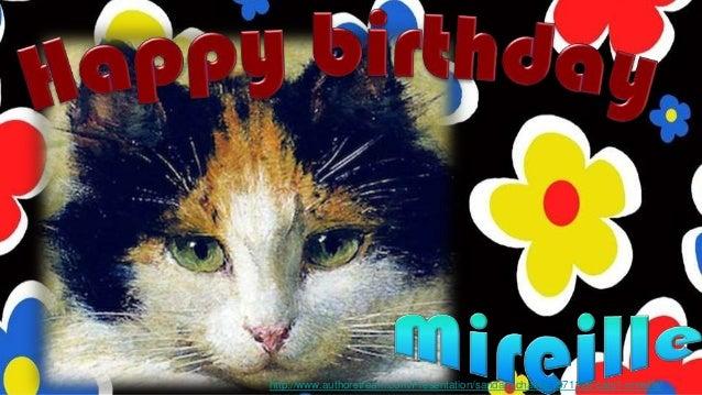 http://www.authorstream.com/Presentation/sandamichaela-1571126-cats1-mireille/