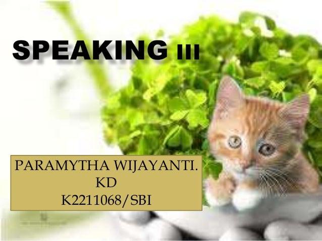PARAMYTHA WIJAYANTI.        KD    K2211068/SBI