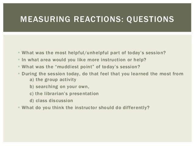 Innovative Classroom Assessment Techniques ~ Classroom assessment techniques