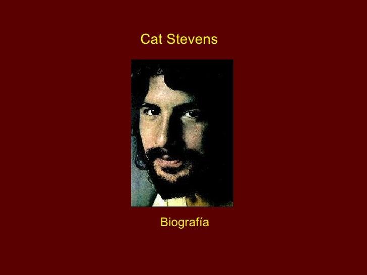 Cat Stevens Biografía