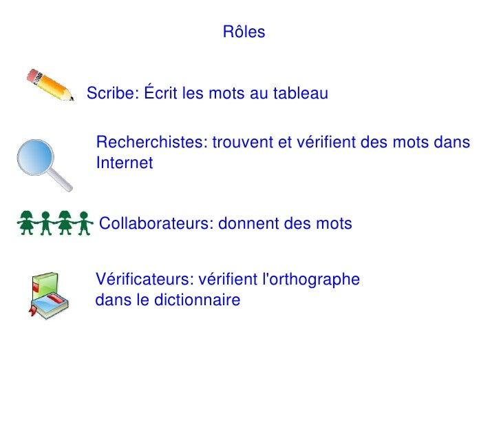 Cattégories Slide 2