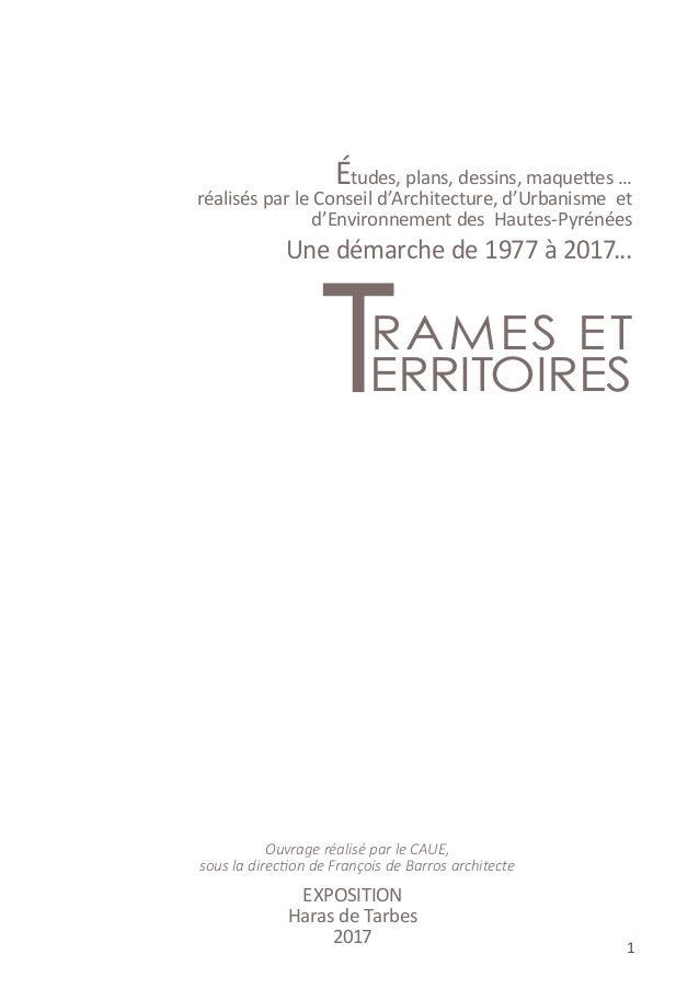 b9a1ad6fcae695 Trame et territoire - Caue 65 livre expo min