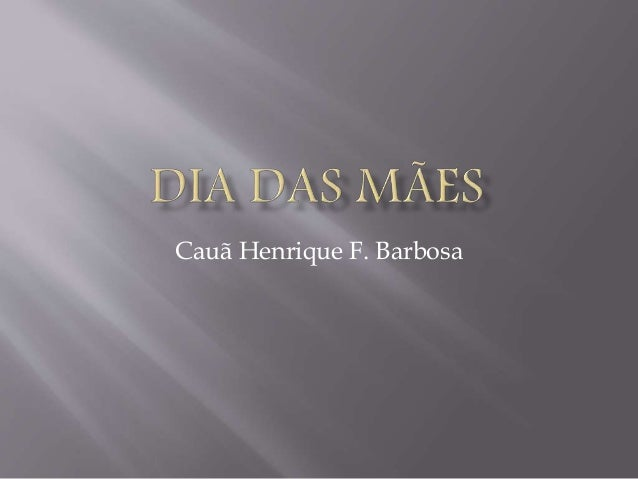 Cauã Henrique F. Barbosa