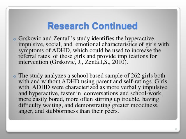 the factors contributing to the inaccurate diagnosis of adhd in children But studies have shown a number of factors that may contribute to it  many of whom have children with learning and attention  adhd symptoms at different ages.