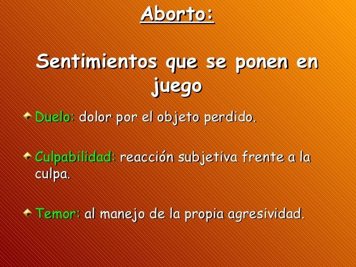 diapositivas sobre el aborto pdf