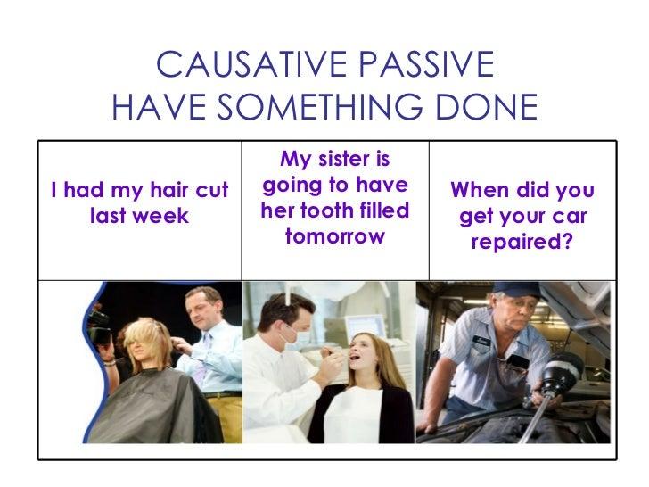 Causative Passive