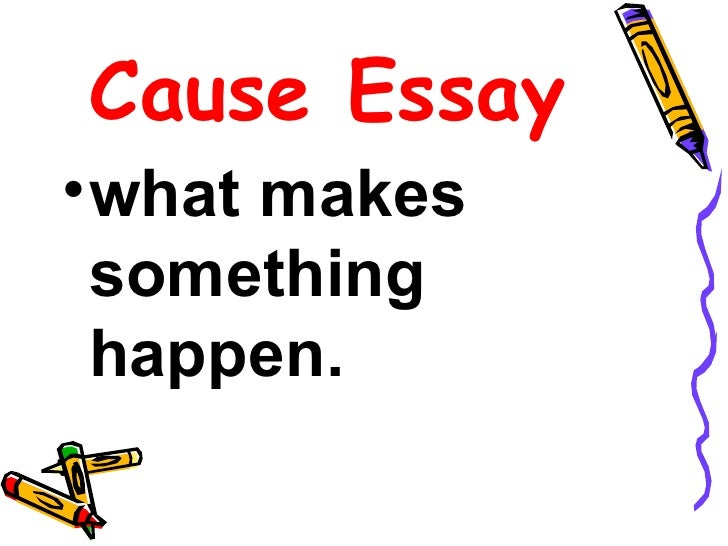 cause effect essay writing powerpoint Only a life lived for others is a life worthwhile  email mrs warner home.