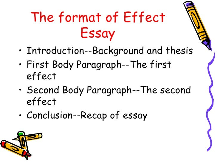 cause and effect essay parents Everybody should go to college is a very popular saying, and it s repeated throughout a person s lifetime a by parents and teachers however, it is a.