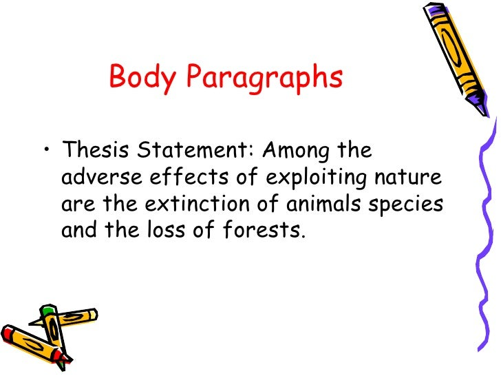 thesis statement for endangered species protection What about this thesis statement on endangered species all endangered species should be considered important and they should be saved from extinction and put in a wild life preserve.