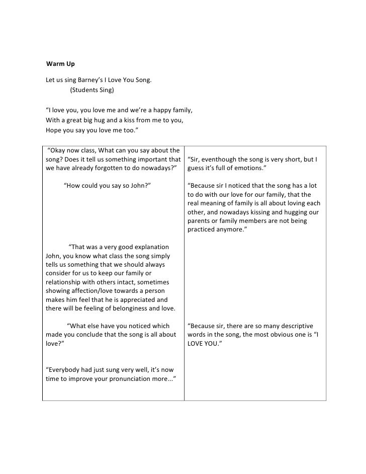Cause And Effect Essay About Love
