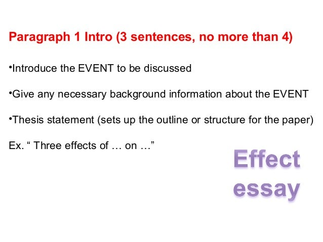 cause and effect essays  19
