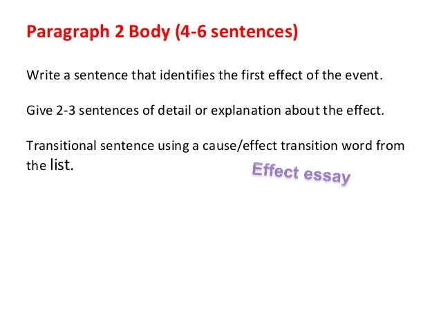 Cause Effect Outline Sample Essay Example Resume For    Extraordinary  And