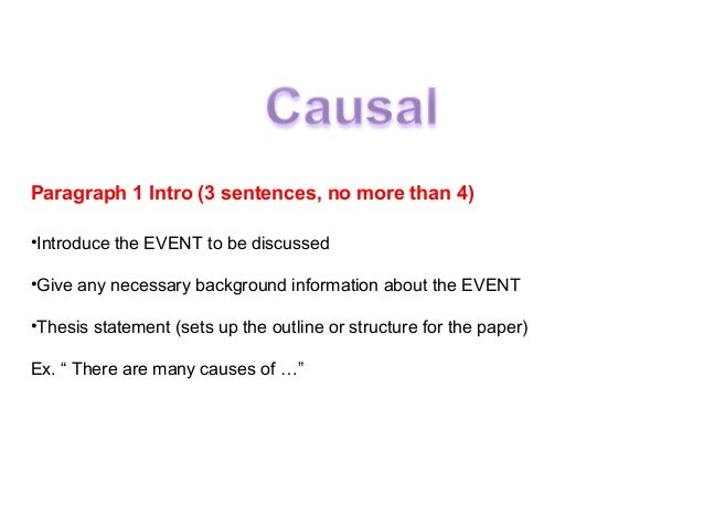 cause and effect essays  25