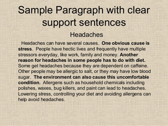 cause and effect paragraphs Cause and effect is a relationship between events or things, where one is the result of the other or others review the examples in this article to better understand this concept cause and effect examples.