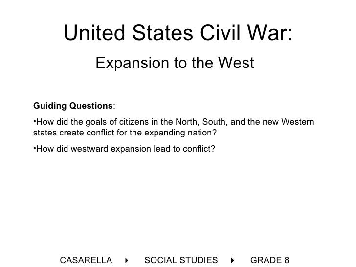 the effects of the civil war for the north and south Describe the effects of the war on the north and south terrific additional resources: mrnussbaumcom is a terrific site for kids to learn more about the civil war.