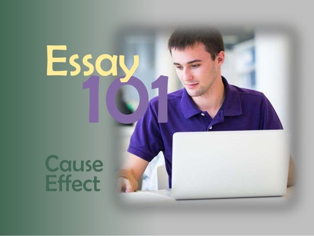 analysis cause effect essay