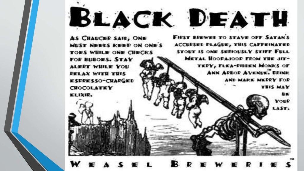 cause  u0026 effect of the crusades  u0026 the black death