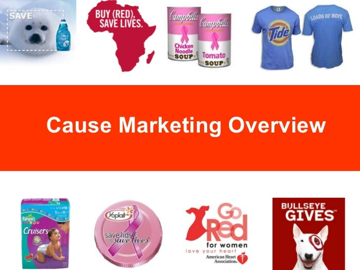 Cause Marketing Overview
