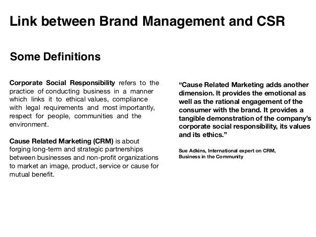 Cause Marketing, Social Media and the 21st Century Corporation Slide 2