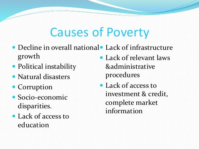 short essay on causes of poverty Here given is a custom-written essay example about the impacts of poverty on the environment be sure to use this outstanding paper at your convenience.