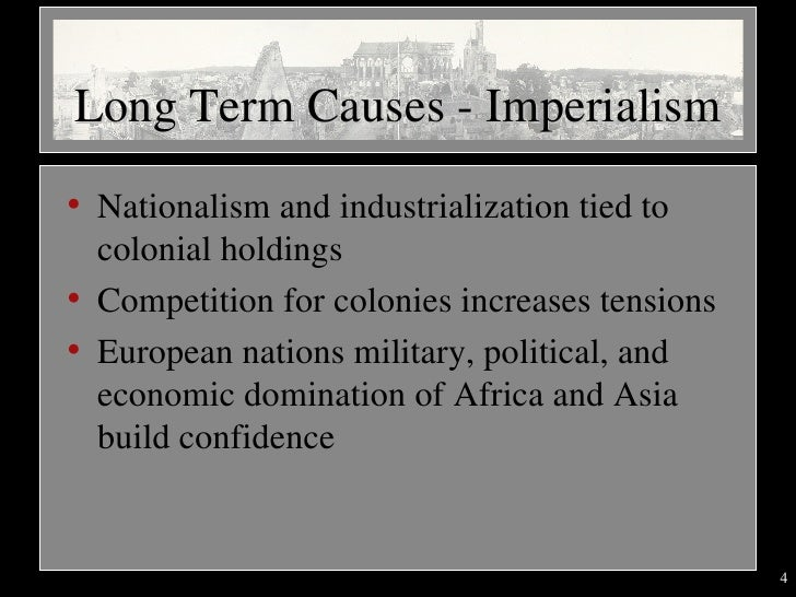 long term causes for the collapse Contrarian, value, bonds, long-term horizon  thucydides described the putative  causes and horrible consequences of the peloponnesian war.