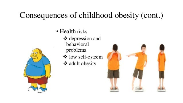 Obesity health risks essay