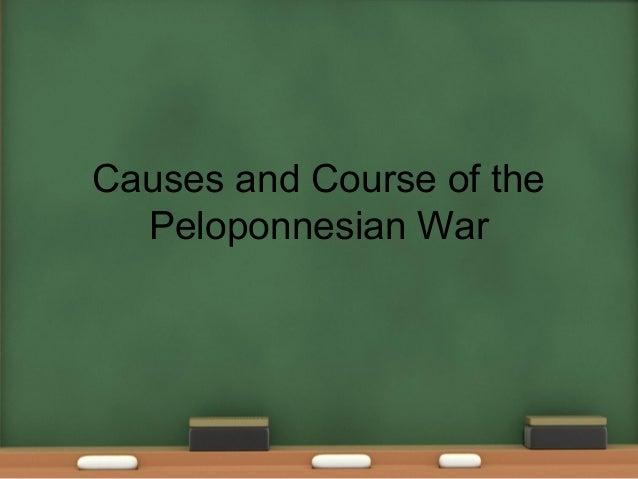 causes of peloponnesian war essay the peloponnesian war causes  causes of peloponnesian war essay